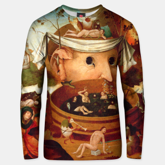 Thumbnail image of Visions Unisex sweater, Live Heroes