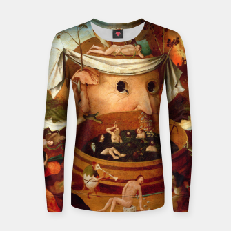 Thumbnail image of Visions Women sweater, Live Heroes