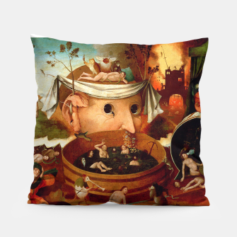 Thumbnail image of Visions Pillow, Live Heroes
