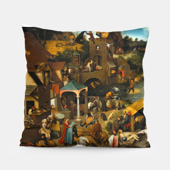 Thumbnail image of Mysterious Peasant Pillow, Live Heroes