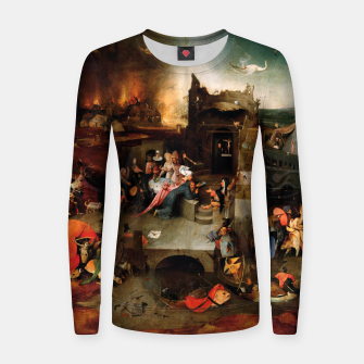 Thumbnail image of Temptation Women sweater, Live Heroes