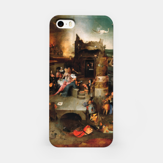 Thumbnail image of Temptation iPhone Case, Live Heroes