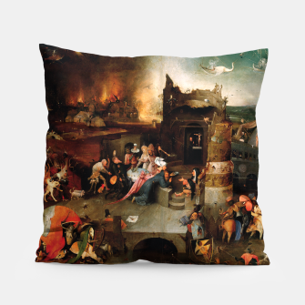 Thumbnail image of Temptation Pillow, Live Heroes