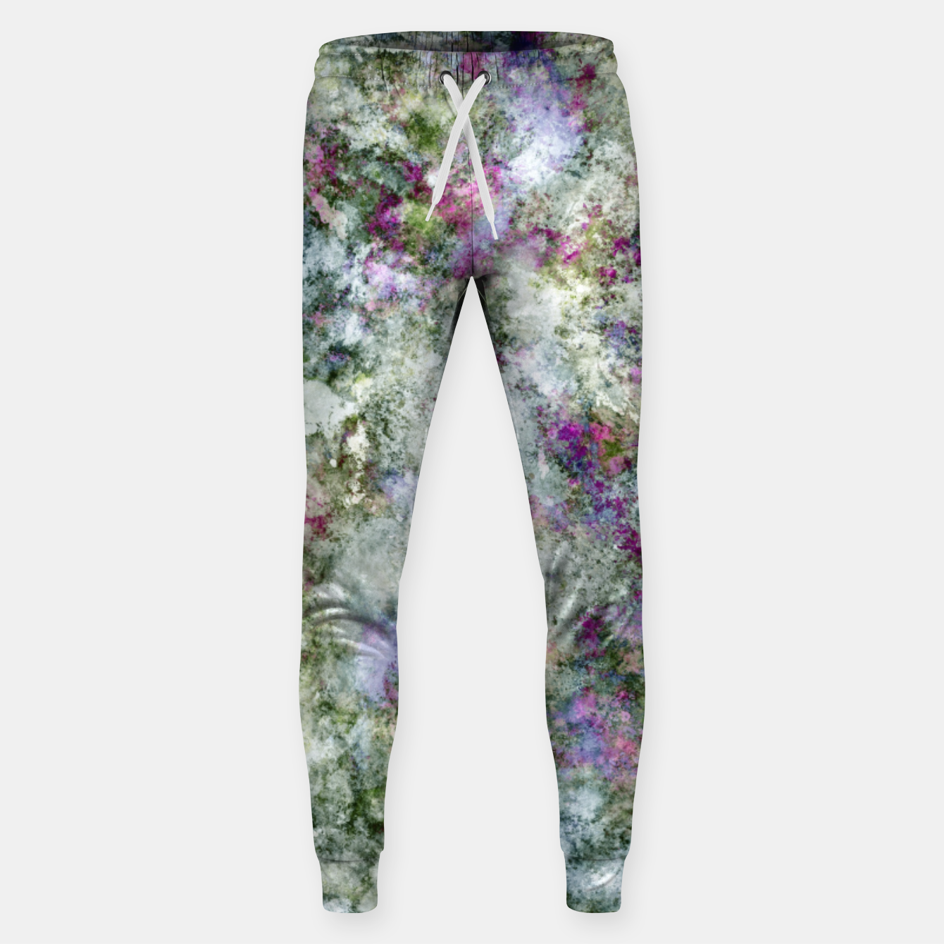Image of Damaged wall Sweatpants - Live Heroes