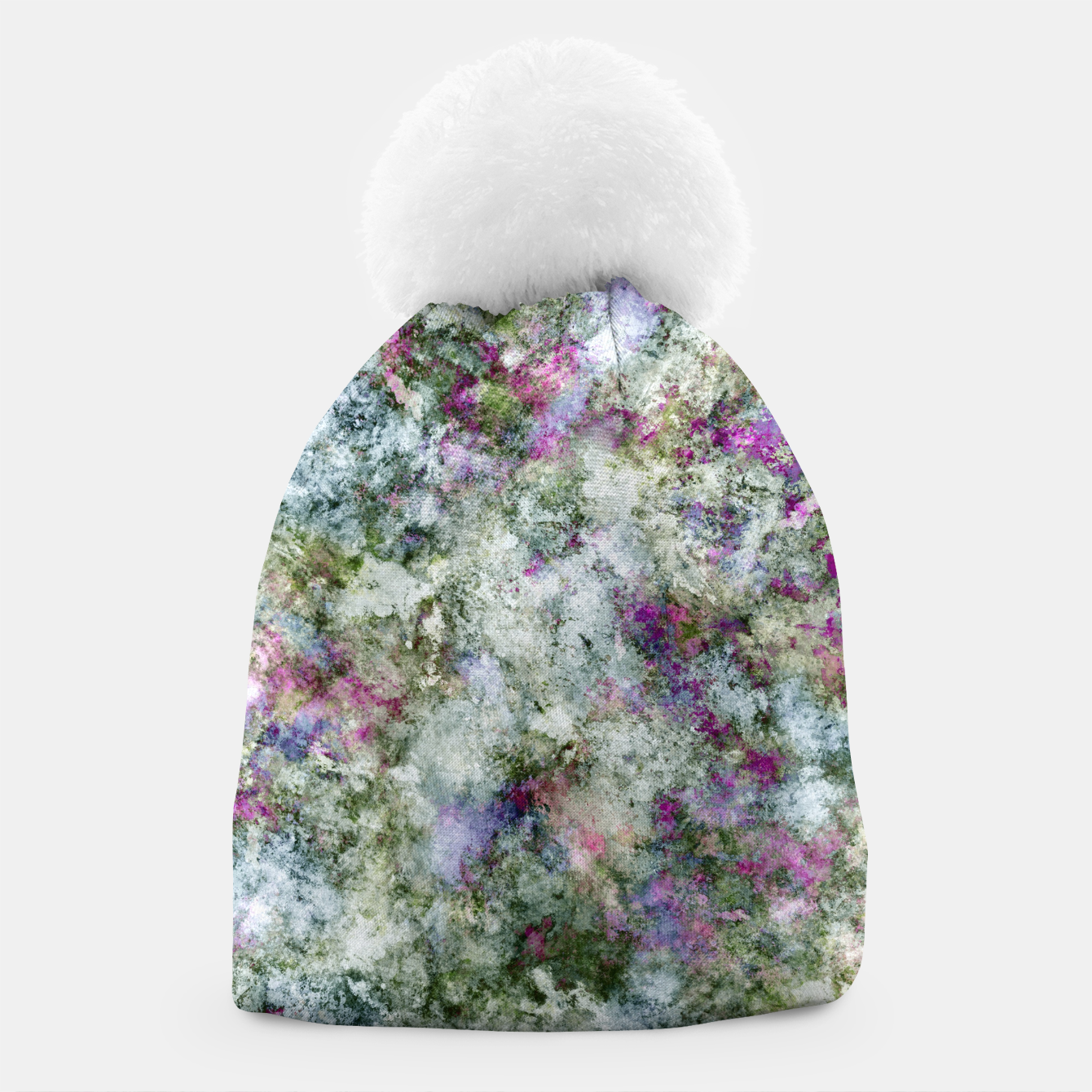 Image of Damaged wall Beanie - Live Heroes