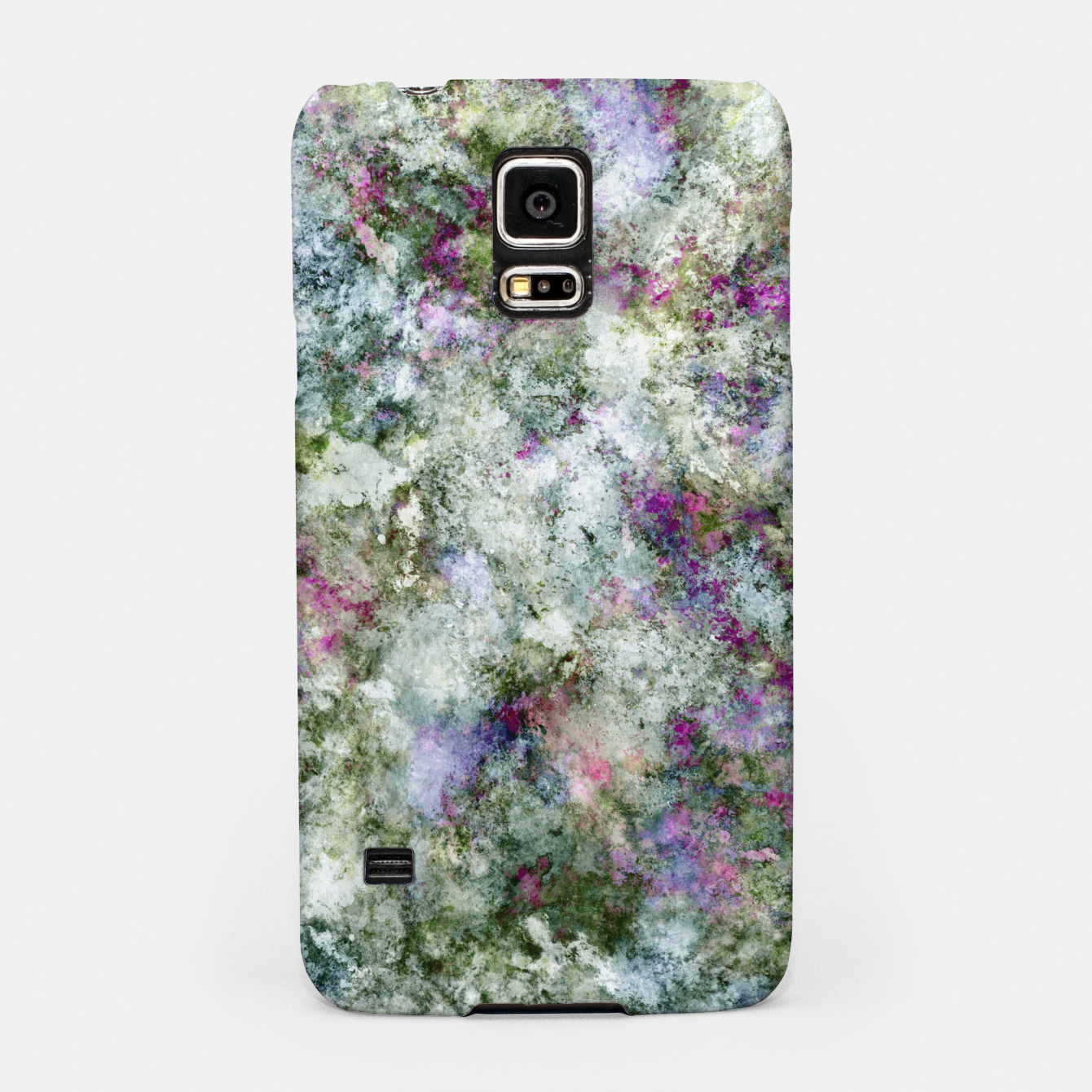 Image of Damaged wall Samsung Case - Live Heroes