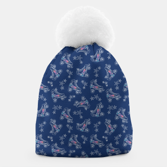 Thumbnail image of Roller Skates Beanie, Live Heroes