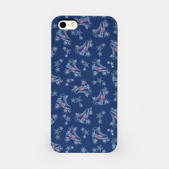 Thumbnail image of Roller Skates iPhone Case, Live Heroes