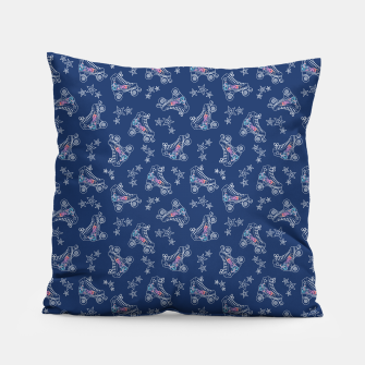 Thumbnail image of Roller Skates Pillow, Live Heroes