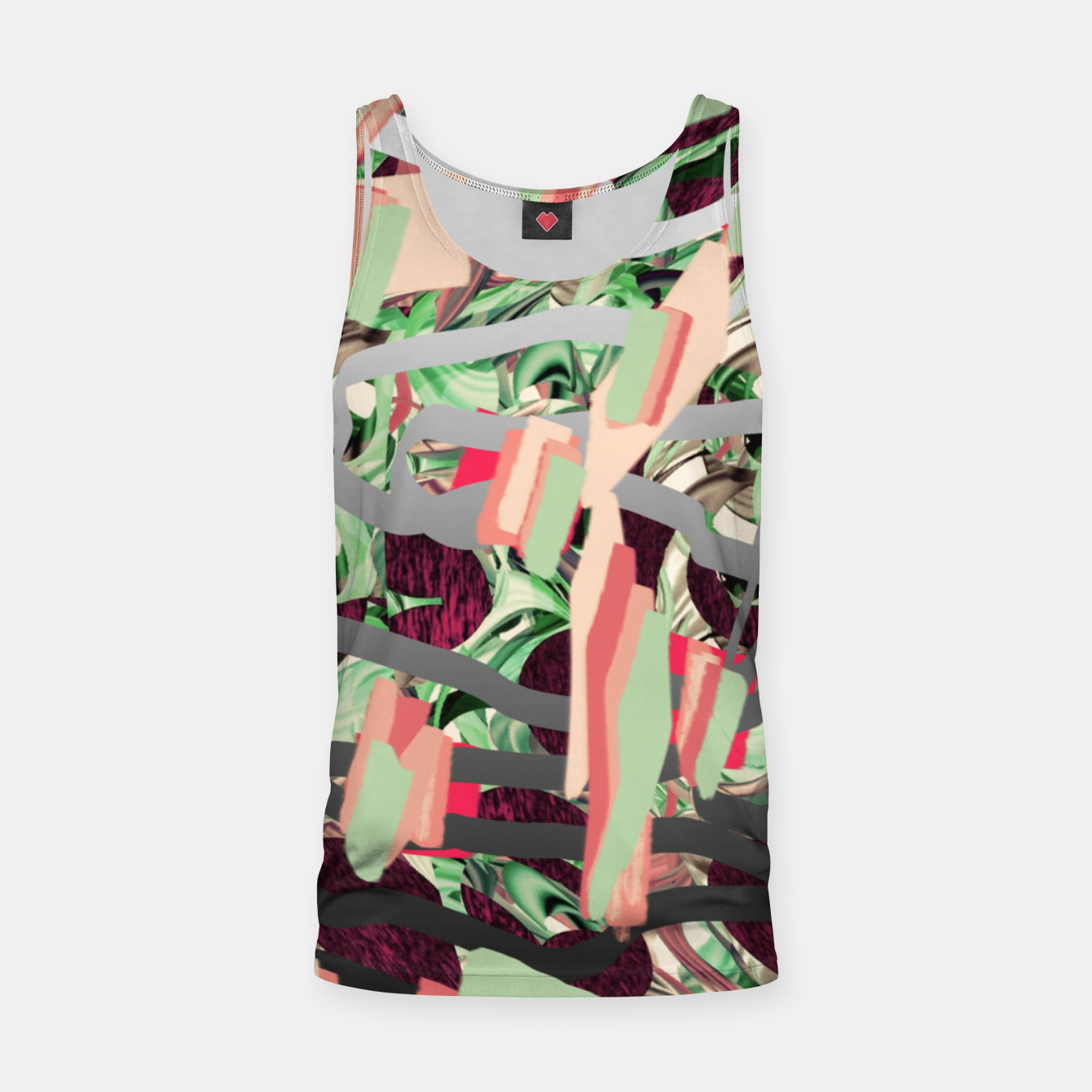 Image of HYLT Tank Top - Live Heroes