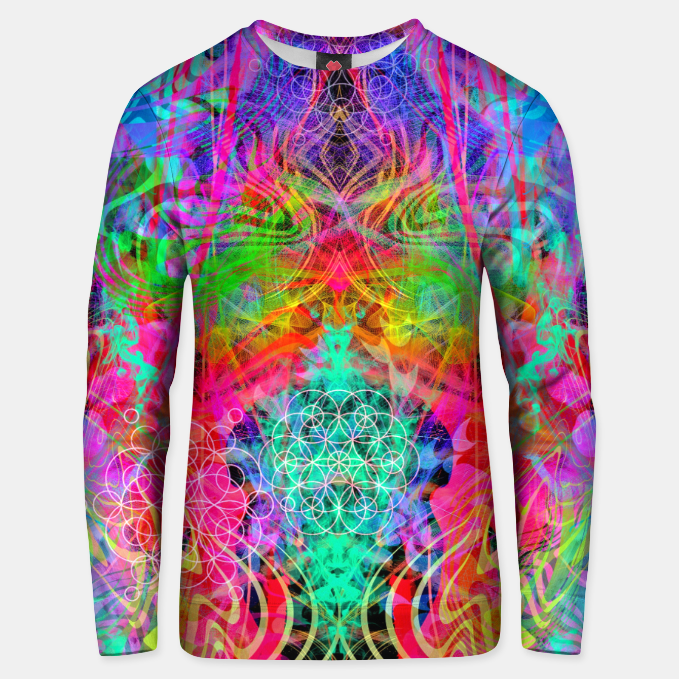 Image of Surfer's Twist Unisex sweater - Live Heroes