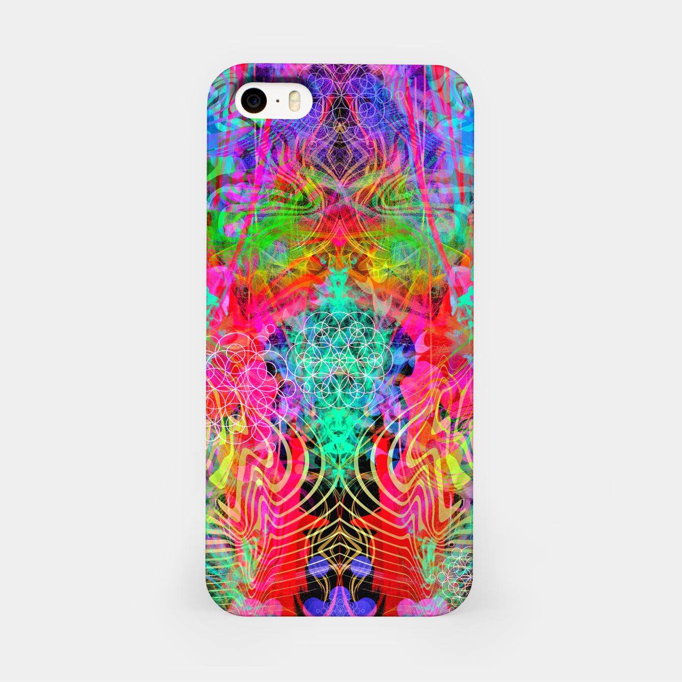 Image of Surfer's Twist iPhone Case - Live Heroes