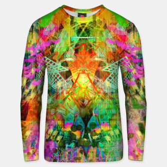 Thumbnail image of Rush of Wisdom Unisex sweater, Live Heroes