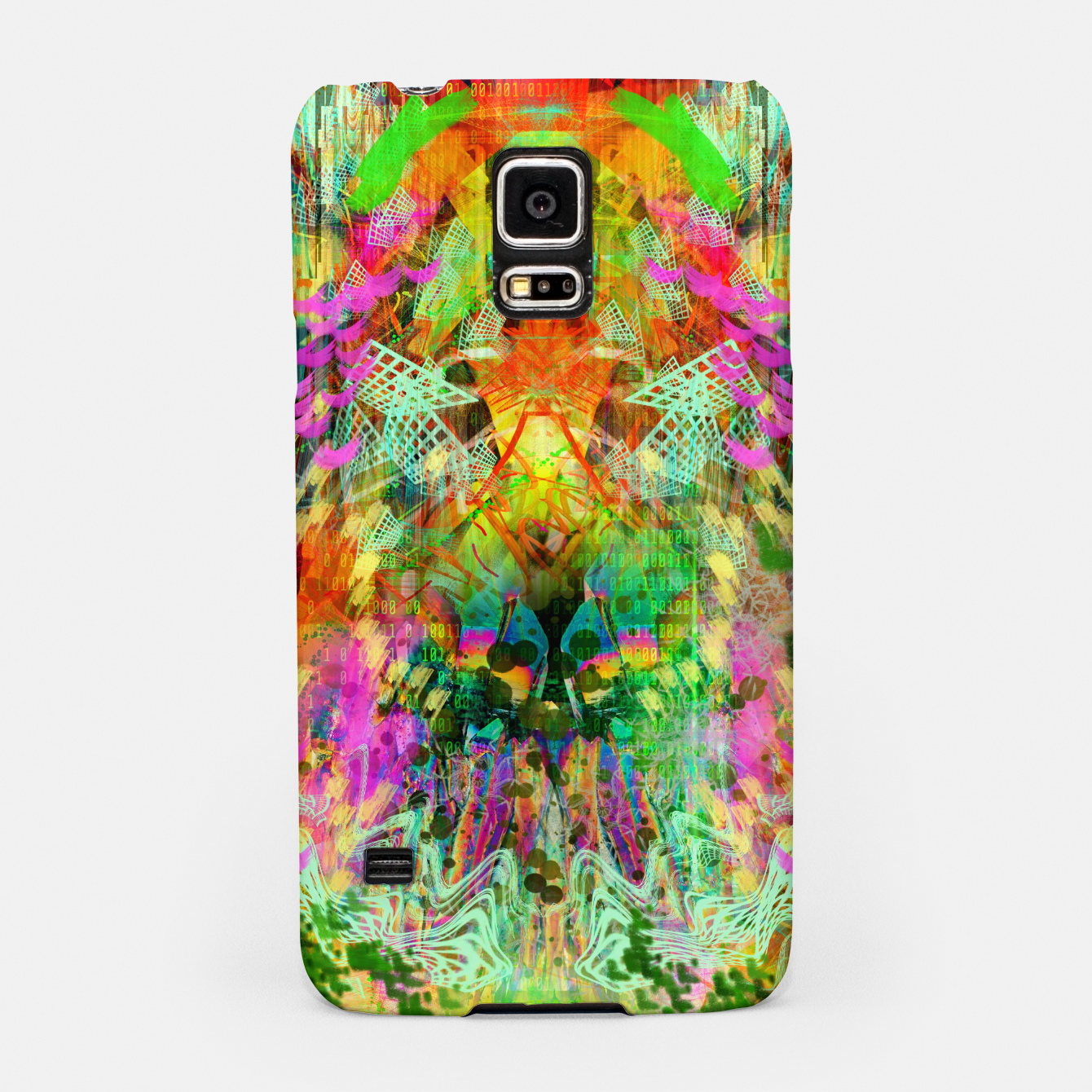 Image of Rush of Wisdom Samsung Case - Live Heroes