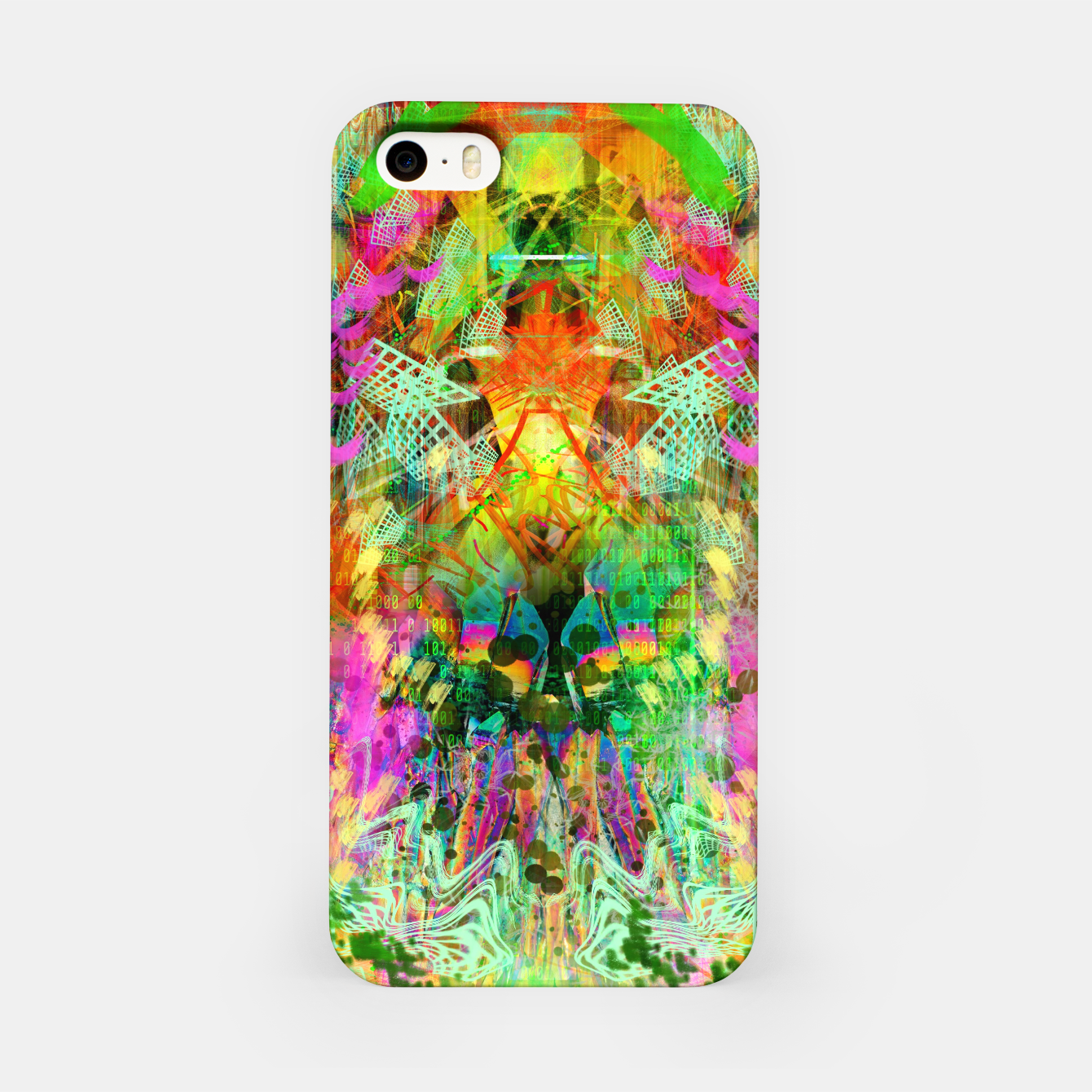 Image of Rush of Wisdom iPhone Case - Live Heroes