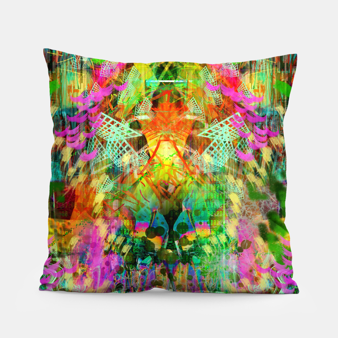 Image of Rush of Wisdom Pillow - Live Heroes