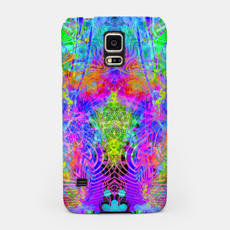 Thumbnail image of Surfer's Twist (Blacklight) Samsung Case, Live Heroes