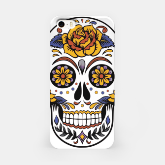 Thumbnail image of Skull iPhone Case, Live Heroes
