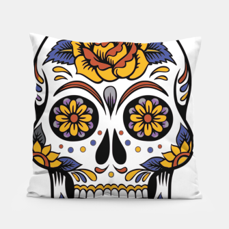 Thumbnail image of Skull Pillow, Live Heroes