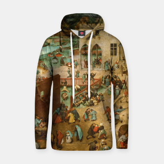 Thumbnail image of Children's Games Hoodie, Live Heroes
