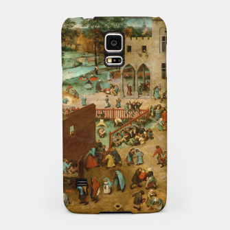Thumbnail image of Children's Games Samsung Case, Live Heroes