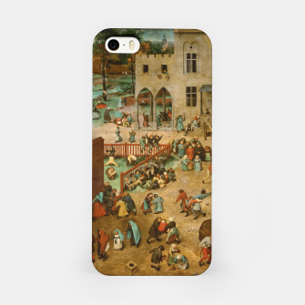 Thumbnail image of Children's Games iPhone Case, Live Heroes