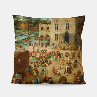 Thumbnail image of Children's Games Pillow, Live Heroes