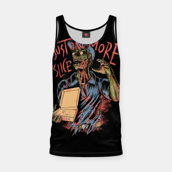 Just one more slice Tank Top thumbnail image