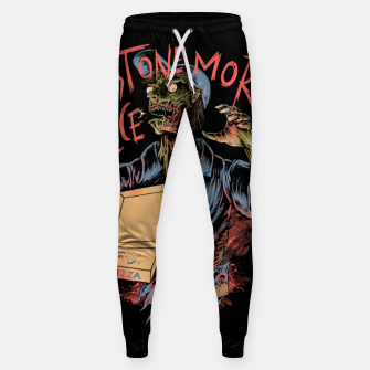 Just one more slice Sweatpants thumbnail image
