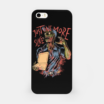 Just one more slice iPhone Case thumbnail image