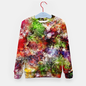 Choosing a moment Kid's sweater thumbnail image