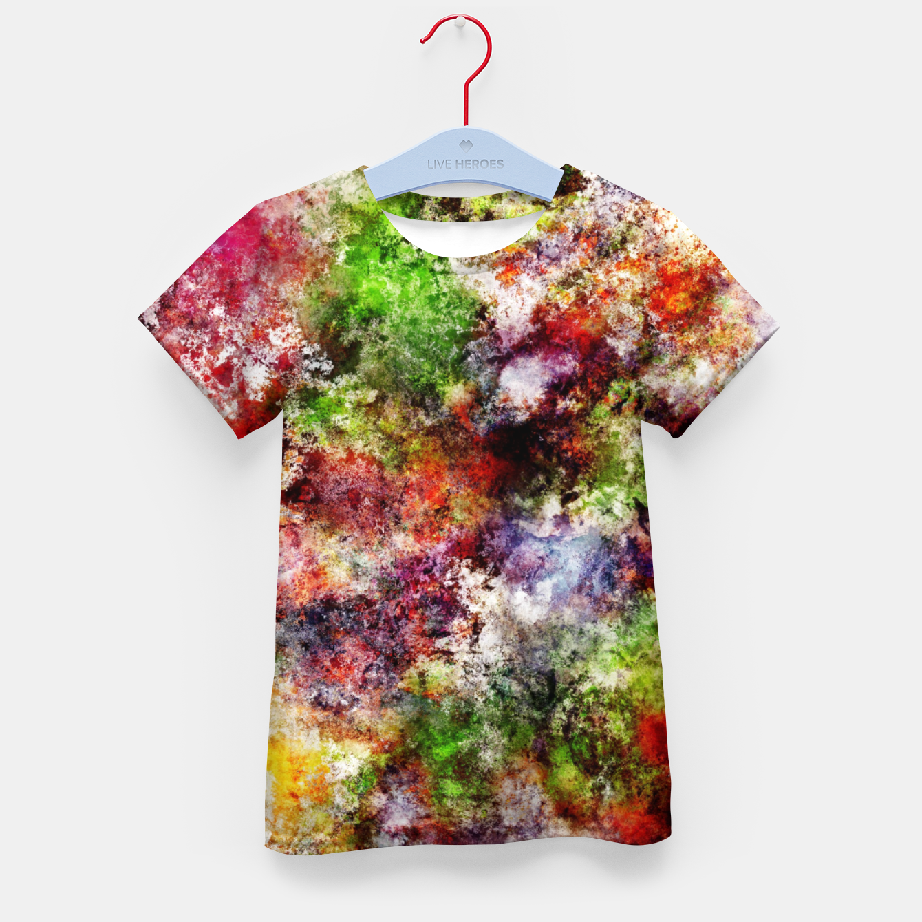 Image of Choosing a moment Kid's t-shirt - Live Heroes