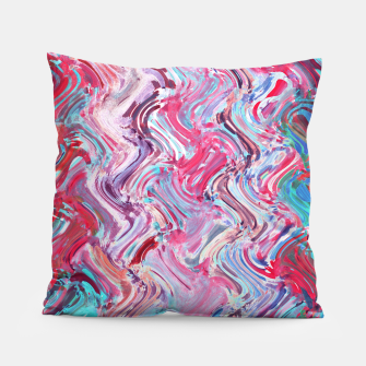 Thumbnail image of Watercolor Texture 23 Pillow, Live Heroes