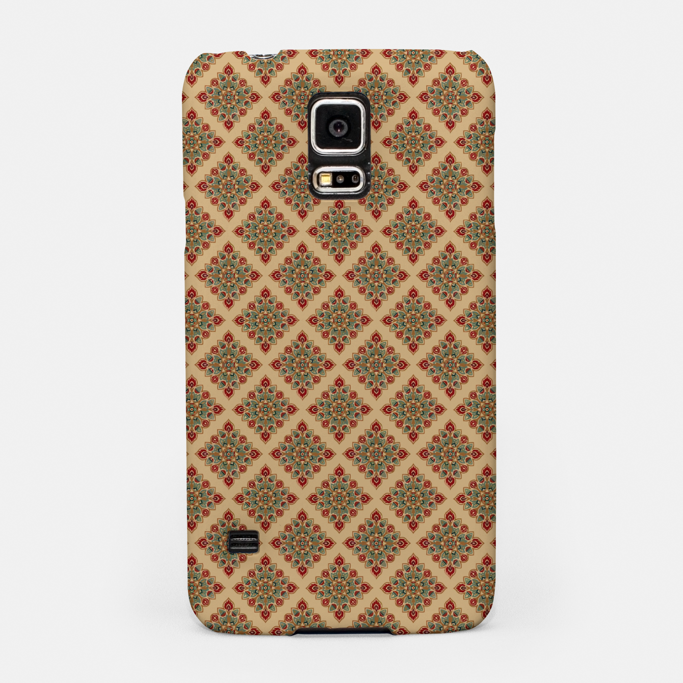 Image of Oriental Heritage Bohemian Moroccan Style  Samsung Case - Live Heroes