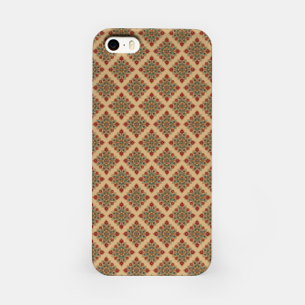 Oriental Heritage Bohemian Moroccan Style  iPhone Case thumbnail image