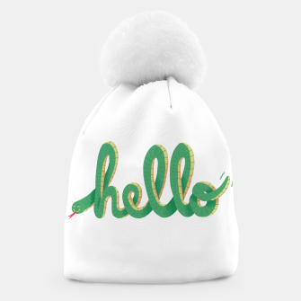 Thumbnail image of Hello Beanie, Live Heroes