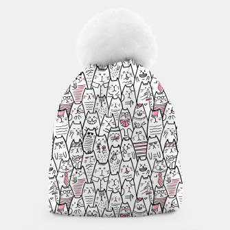 Thumbnail image of Cats Beanie, Live Heroes