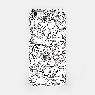 Cats iPhone Case thumbnail image