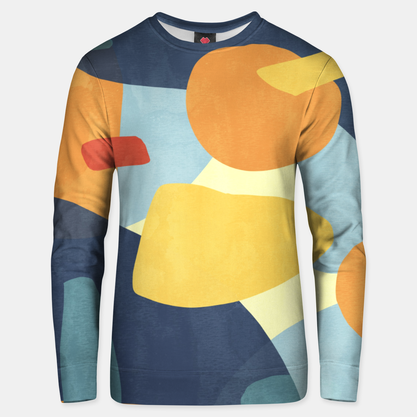 Image of Abstract 01 Sudadera unisex - Live Heroes