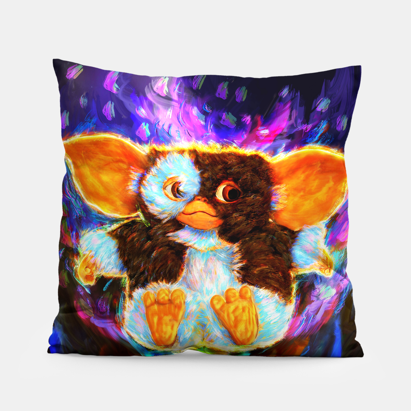 Image of gremlins gizmo Pillow - Live Heroes