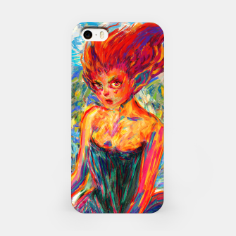 Thumbnail image of virgo iPhone Case, Live Heroes