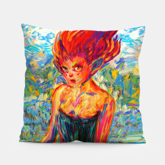 Thumbnail image of virgo Pillow, Live Heroes