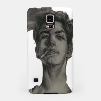 Thumbnail image of Rebellious teenager Samsung Case, Live Heroes