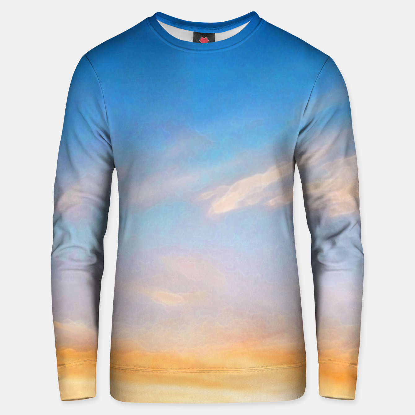 Image of Between night and day Unisex sweater - Live Heroes