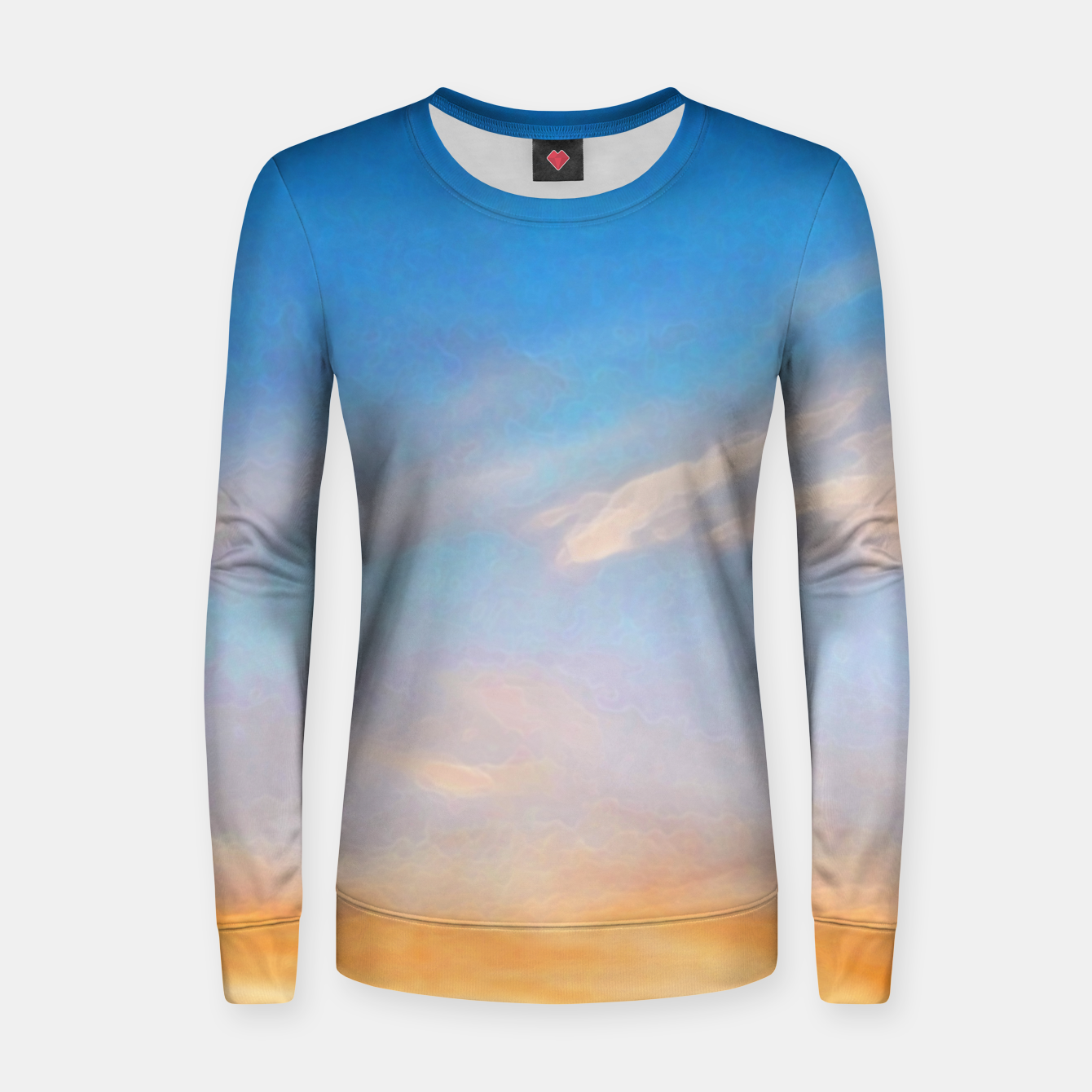 Image of Between night and day Women sweater - Live Heroes