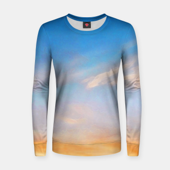 Thumbnail image of Between night and day Women sweater, Live Heroes