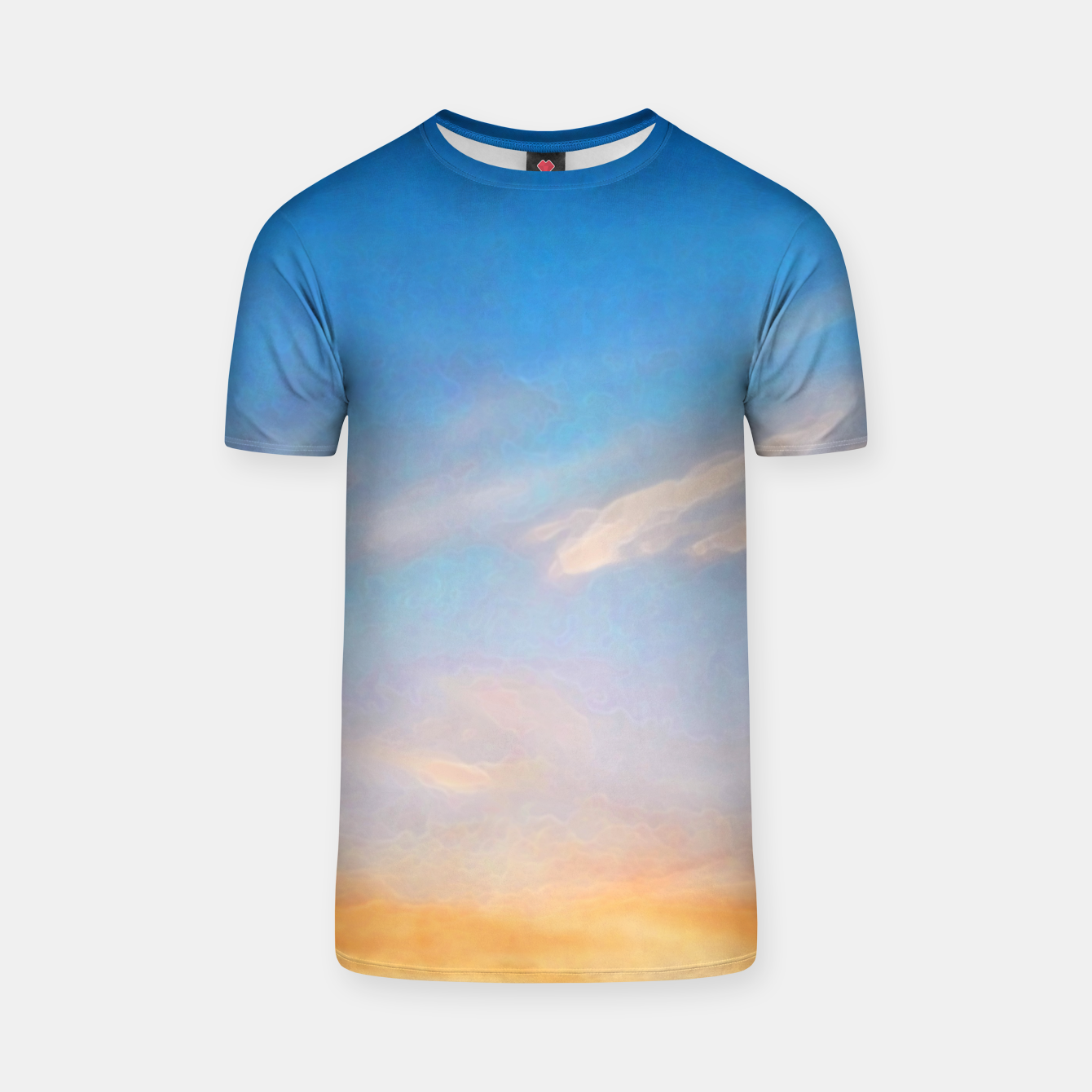 Image of Between night and day T-shirt - Live Heroes