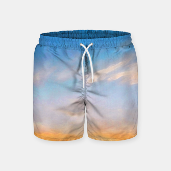 Thumbnail image of Between night and day Swim Shorts, Live Heroes