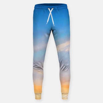 Thumbnail image of Between night and day Sweatpants, Live Heroes