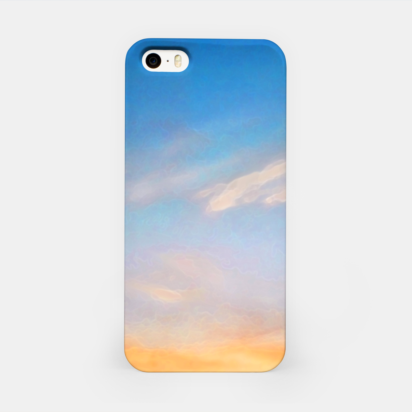 Image of Between night and day iPhone Case - Live Heroes